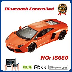 i-Controllo licenza lamborghini auto Bluetooth per iPhone, iPad e Android is680