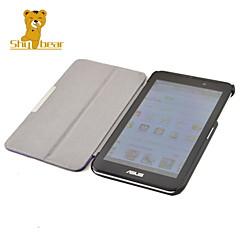 """ujo karhu ™ hoikka Smart nahkaa tapauksessa ASUS fone pad 7 fe170cg fe170 7 """"tuumainen tabletti"""