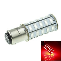1157 20W 36X5730SMD 800-1200LM Red Light Led Bulb for Car Turn Lamp(1PCS/AC12-16V)
