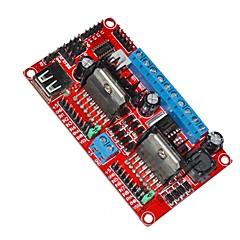 keyes-L298N v3 stepper driver en voedingsmodule / wi-fi motoraandrijving controller module board