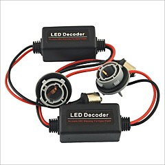 Car 1156 LED Light Warning Canceller No Error Load Resistor Decoder--2PCS