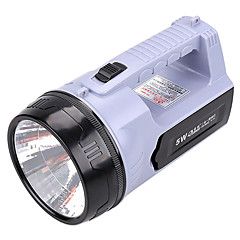 JiaGe YD-6652 Rechargeable 2-Mode LED Flashlight (350LM,Multicolor)