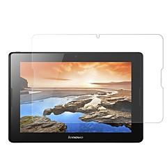 dengpin alta definición hd clara invisible 10.1 '' tableta LCD protector de pantalla de la película del protector para Lenovo IdeaTab A7600 a10-70