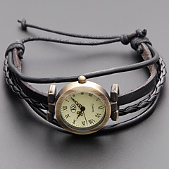Women's Watch Bohemian Casual Plaited Band Bracelet Watch Cool Watches Unique Watches Fashion Watch