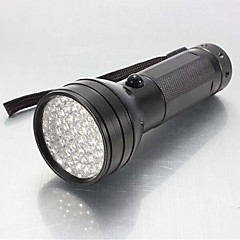 Verlichting LED-Zaklampen / UV-zaklampen / Handzaklampen LED 150 Lumens 1 Mode - AA Waterdicht / Schokbestendig / Antislip-handgreep