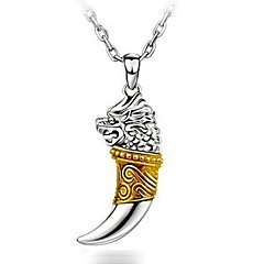 925 Sterling Silver leading Pendant