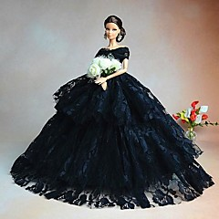 Party & Evening Dresses For Barbie Doll Black Dresses