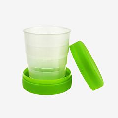 többfunkciós szép varázslat összecsukható pohár (véletlenszerű szín)