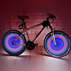 Bike Lights LED 5 Mode 300 Lumens Waterproof / Rechargeable Others Everyday Use / Police/Military / Cycling - Others , Multi-Colored