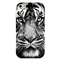 Tiger Pattern Back Case for iphone 4/4S