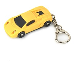 Creative Car  LED Keychain Flashlights(4 x LR41)