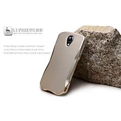 luphie navalha telefone full metal tampa traseira para i9500 Samsung Galaxy S4