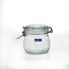 Smooth Multi Purpose Storage Jar Glass 3.2L
