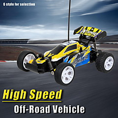 1:22 Scale Vehicle 4 Channel Remote Control Car for Children 15KM/H-18KM/H High Speed RC Car