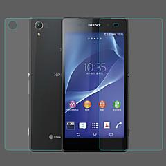(2.5d, 0,3 mm, 9h) vor& zurück gehärtetem Glas Folie Displayschutzfolie für Sony Xperia z2