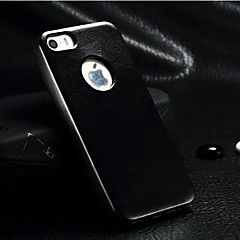 Ultra-thin PU Leather Hard Case for iPhone 5/5S (Assorted Colors)