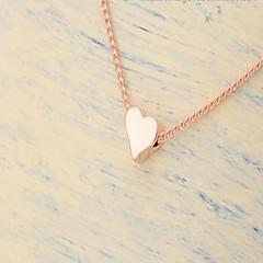 Fashion Heart Silvery Alloy Charm Accessory(3pcs)