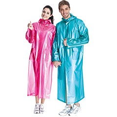 Uniszex Planinarska kabanica Vízálló Gyors szárítás Szélbiztos Viselhető Csúszásgátló N/A Esőkabát Női kabát Téli kabát mert Kempingezés