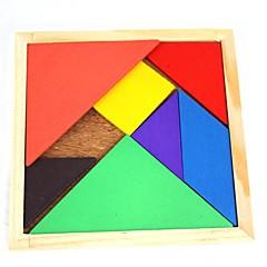 børns uddannelsesmæssige legetøj træ puslespil