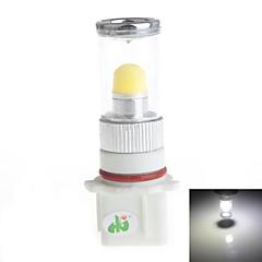 hj P13W 8w 700lm 6000-6500k 1x3d führte weiße Glühlampe für Auto Nebelscheinwerfer (12-24V, 1 Stück)
