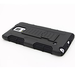 Solid Color TPU and  3-Proof Full Body Case with Stand ,Flocking Protection and Matte for  Samsung Galaxy S3  I9300