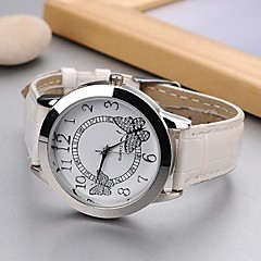 Women's Fashionable Style Alloy Analog Quartz PU Watch(Assorted Colors) Cool Watches Unique Watches