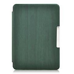 oso tímido ™ caso de la cubierta de cuero de estilo de madera de 6 pulgadas para el nuevo Kindle 2014 (kindle 7) ebook amazon