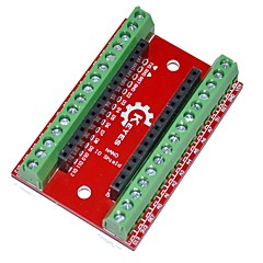 Keyes νανο io θωράκιση της πλακέτας επέκτασης για Arduino
