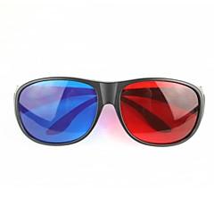 lunettes 3D rouge et bleu