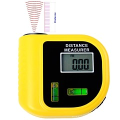laser testeur de mesure de distance électronique avec écran digital lcd (plage: 2 ~ 60ft, + / - 5%)