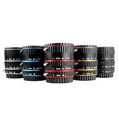 montage électronique TTL autofocus AF micro tube d'extension ensemble 13mm 21mm 31mm pour Canon appareil photo reflex numérique