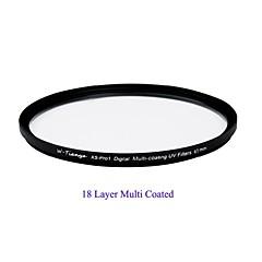 tianya® 67mm mcuv ultra mince filtre xs-pro1 numérique muti-revêtement uv pour nikon d7000 D7100 18-105 18-140 canon 700d 18-135