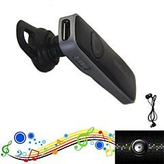 hi-fi auricolare sportivo wireless bluetooth anti-radiazioni auricolare in-ear + bluetooth auto telecomando + fm per Samsung