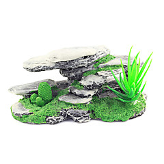 Guyun Turtle Balcony Aquarium Decoration for Aquarium