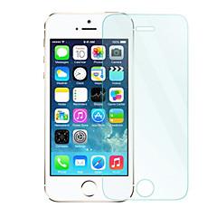 iphone 5/5秒/ 5cのためのマイクロファイバーの布で0.33ミリメートル強化ガラススクリーンプロテクター