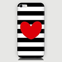 iPhone 7 Plus Loving Heart Pattern Back Case for iPhone 6
