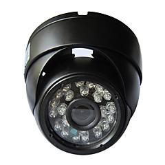 Zewnętrzna kamera IP kopuła Alarm email 720p noktowizor detekcja ruchu p2p