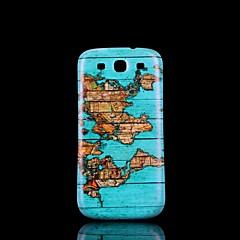 Samsung Handy - Samsung S3 I9300 - Rückseitige Hülle - Grafik/Spezielles Design Plastik )
