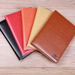 iPad mini 3/iPad mini/iPad mini 2 compatible Mixed Color Genuine Leather Smart Case Cover s
