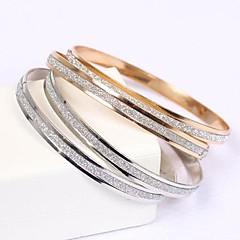European Style Fashion Matte Bracelet (Single)