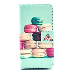 Hamburg Pattern Full Body Case with Stand for iPhone 4/4S