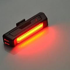 Cykellys Cykellys / Front Bike Light / Rear Bike Light LED Nem at Bære Lumens USB Cykling