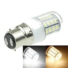 7W B22 LED-maissilamput T 40 SMD 5630 1200-1600 lm Lämmin valkoinen / Kylmä valkoinen Koristeltu AC 220-240 V