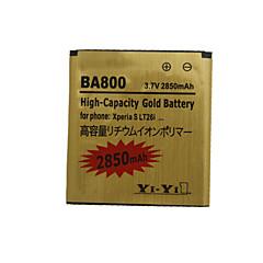 2850 - Sony 교체 용 배터리 - ba800 - 아니요