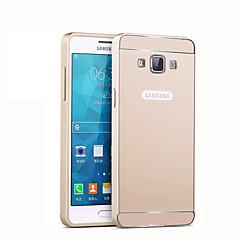 Na Samsung Galaxy Etui Galwanizowane Kılıf Etui na tył Kılıf Jeden kolor Akrylowy Samsung A5