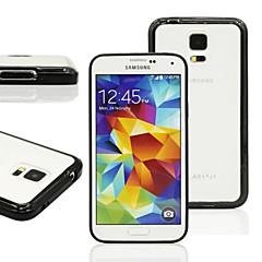 grande d fosco caso mais ousada macio para Samsung Galaxy i9600 S5 (cores sortidas)