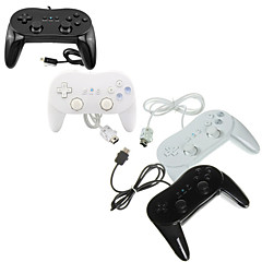 Manettes - Nintendo Wii/Wii U/Nintendo Wii U - Rechargeable/Manette de jeu - USB DF-0074