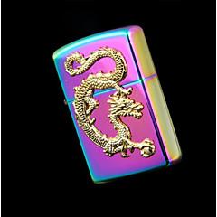 exquise dragon couleur chrome brillant kérosène plus léger