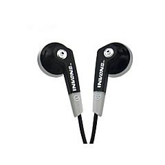 INVONS Earplug Type Computer Headset Adjustable Volume