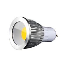 7W GU10 Focos LED MR16 1 COB 600 lm Blanco Cálido / Blanco Fresco / Blanco Natural AC 85-265 V 1 pieza